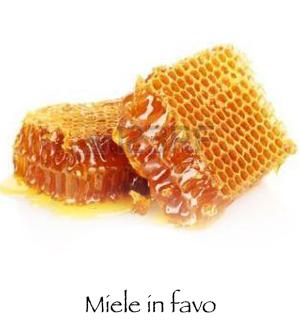 favo con miele